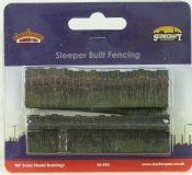 Bachmann 44595 Sleeper-Built Fencing